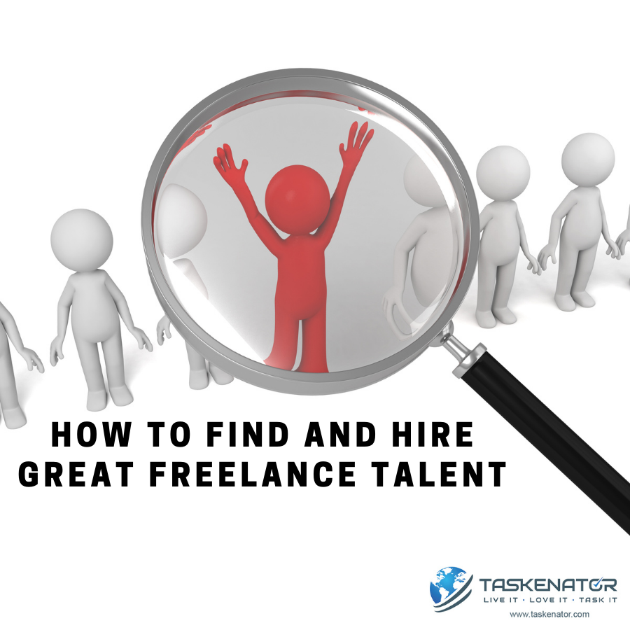 How to Find and Hire Great Freelance Talent
